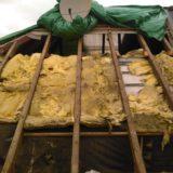 Rekonstrukce střechy včetně izolace